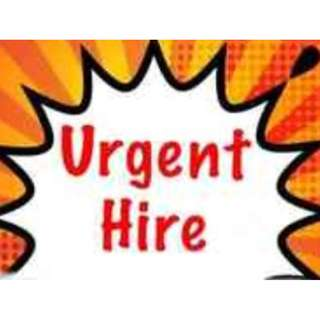 Urgent Cafe Service Crews/Imm-mid Aug/up to $10/hour