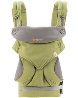 Authentic ERGObaby Four Position 360 Baby Carrier