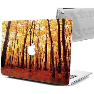 "Autumn Maple Laptop Hard Lid Case Cover Skin Shell For Macbook Air Pro 11""13""15"""