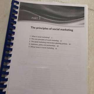 Social Marketing Textbook