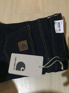 Carhartt slim fit jeans W30