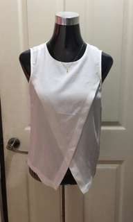 Forever 21 white Top - Small
