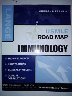 Immunology USMLE Road Map