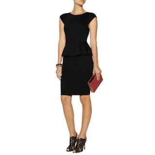 Alice + Olivia black dress