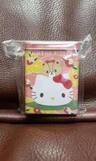 Sanrio鹹蛋黃酥餅連小方罐(Hello Kitty)