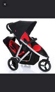 Phil and Teds Vibe Twin Stroller