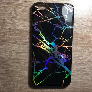 Marble Holo iPhone 6/6s Plus