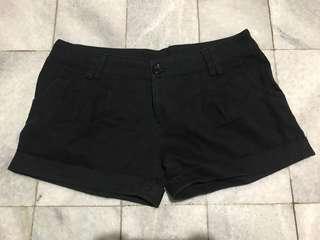 Short pants (black)