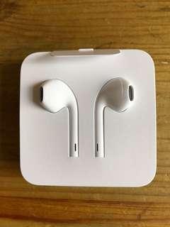 100%全新正版Apple EarPods 紙包裝