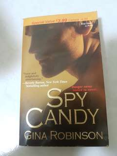 'Spy Candy' by Gina Robinson