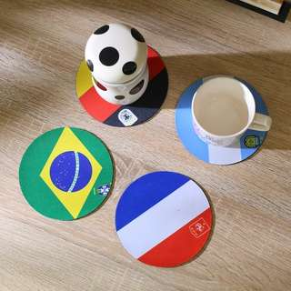 World Cup coaster