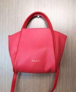 Legato largo red bag