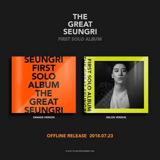 Seungri BIGBANG The Great Seungri