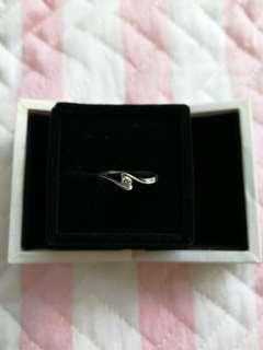 Mabelle 18k鑽石戒指