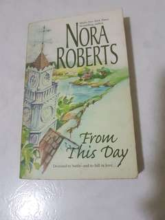 'From This Day' by Nora Roberts