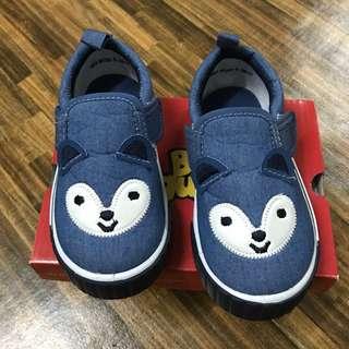 Bubblegummers Shoes (blue fox)
