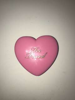Too Faced love flushed blush