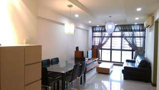 4-RM HDB @ Sengkang for rent (2 Bedrooms)
