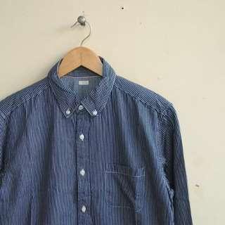 GU Stripe Longsleeve Shirt