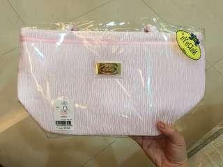 🚚 NaRaYa 粉色提包 handbag