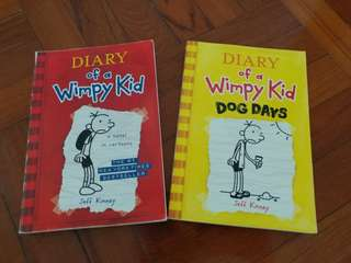 Diary of a Wimpy Kid 英文小說