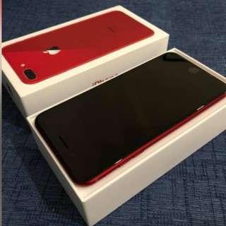 iPhone 8 Plus Red**Brandnew 256GB FACTORY UNLOCKED