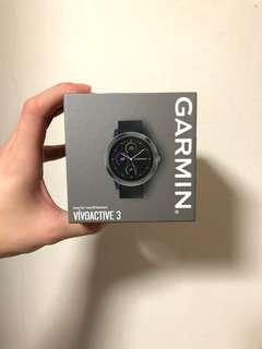 Garmin Vivoactive 3 (Black and Slate)