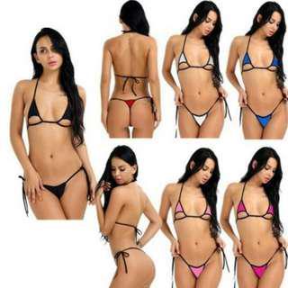 Micro Bikini (Various Colours)