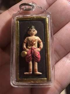 Kruba Krissana Kumantong Amulet - BE2547