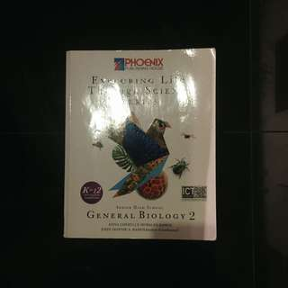 SHS BOOK: Exploring Life Through Science Series: General Biology 2