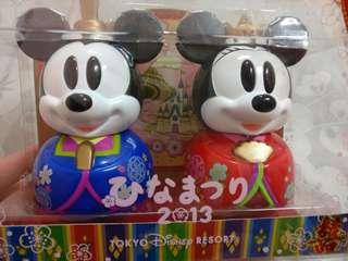 Mickey & Minnie in Tokyo Costume 2013