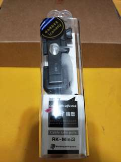 超迷你三代筆式線控自拍桿 RK-Mini3