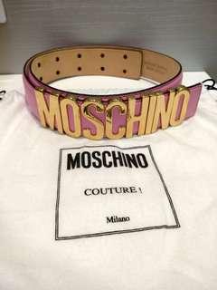 Authentic Moschino Belt