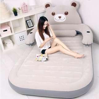 Air cushion bed inflatable cartoon matress