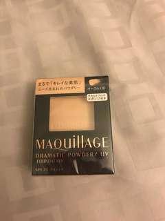 🚚 maquillage 資生堂 星魅 粉餅 00