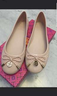 Tory Burch Jelly Flat Shoes