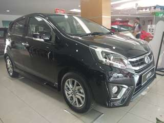 Booking NeW Axia /save up RM2337 0 GST