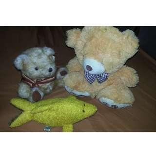 Stuffed Toys BUNDLE 2