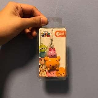 Tsum tsum Pooh piglet charm