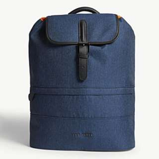 TED BAKER Rayman nylon backpack