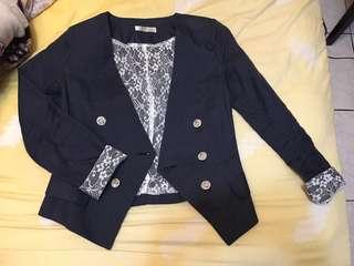 🚚 韓版休閒西裝外套