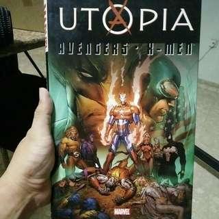 Xmen Utopia
