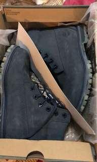 Timberland Boots Navy Camo