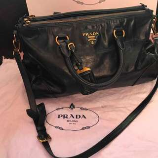 Prada vitello shine