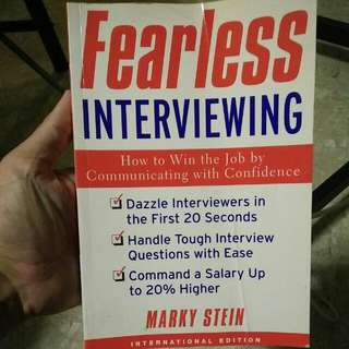 Interview Book