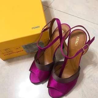 100%new Fendi Sandals High Heels