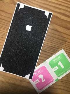 #Iphone 6/6s 磨砂背貼