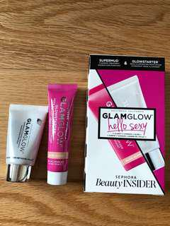Glam glow kit *Brand New*