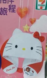 7-11 Hello Kitty 頸枕
