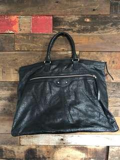 Balenciaga 巴黎世家,大碼leather Bag